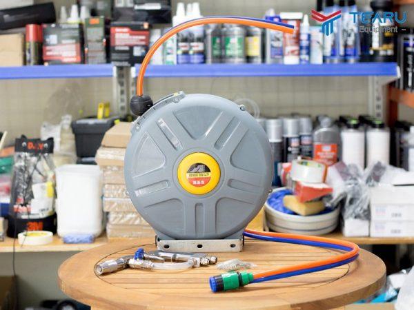Cuộn dây đôi tự thu kết hợp khí và nước
