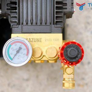 Dòng máy rửa xe Okazune cung cấp độc quyền bởi công ty TEARU