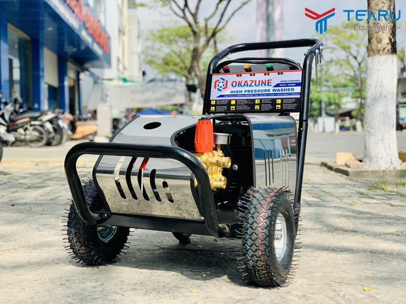 Máy rửa xe áp lực cao OKAZUNE 7.5KW