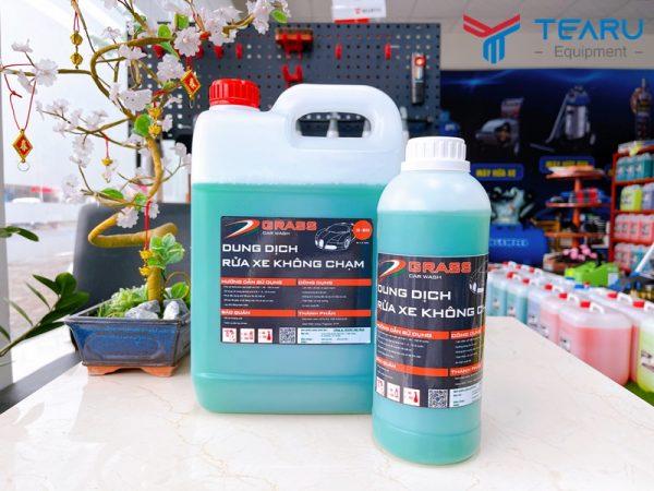 Các sản phẩm chăm sóc xe Grass phân phối độc quyền bởi TEARU
