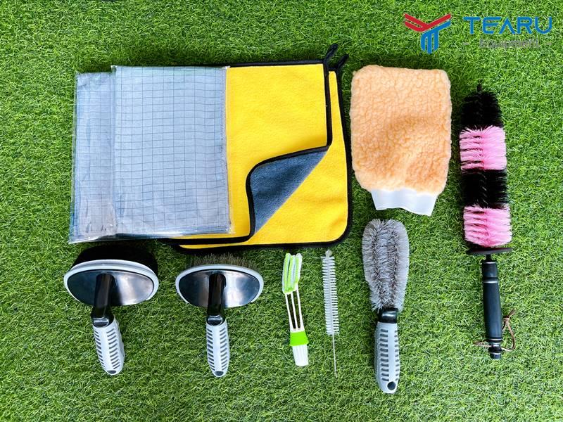 TEARU chuyên cung cấp dụng cụ rửa xe chính hãng