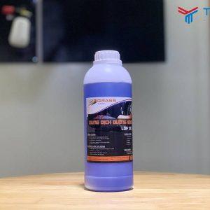 Dung dịch dưỡng bóng lốp Grass L-03 1 lít (bóng khô)