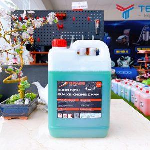 Nước rửa xe không chạm Grass G-80 5 lít