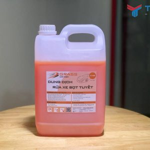 Dung dịch rửa xe siêu bọt tuyết Grass G-150 5 lít