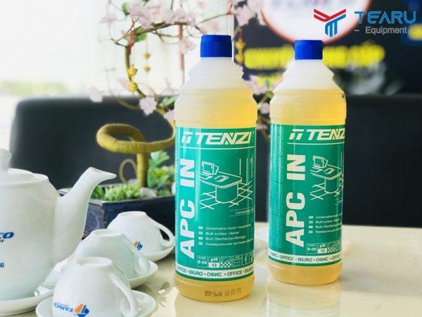 Dung dịch vệ sinh nội thất xe ô tô Tenzi APC IN 1 lít
