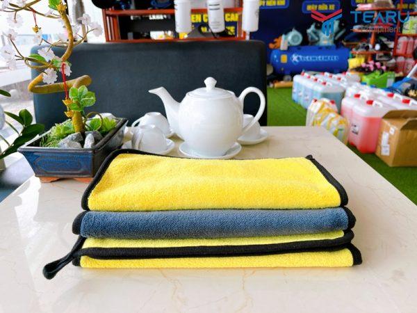 Các loại khăn lau xe luôn có sẵn tại TEARU