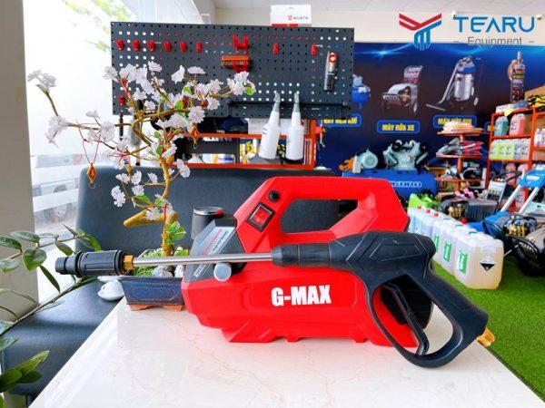 Máy Rửa Xe Gmax 12 Pro 2380W là thương hiệu của Nhật Bản