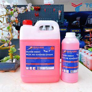 TEARU chuyên cung cấp dung dịch rửa xe Grass