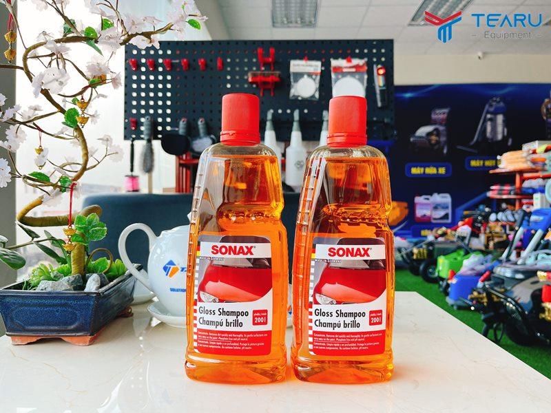 Nước rửa xe Sonax Gloss Shampoo 1 lít