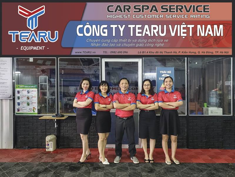 Công ty TEARU Việt Nam tuyển dụng