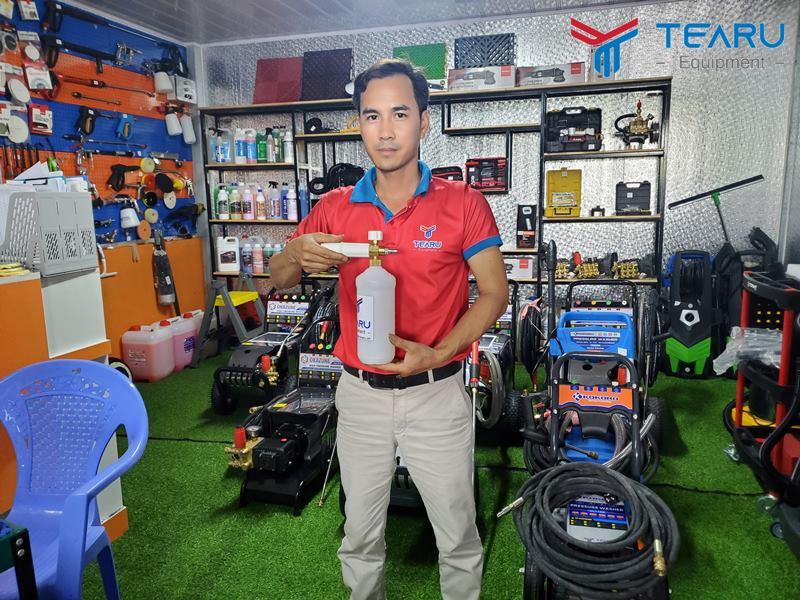 Sản phẩm cung cấp bởi công ty TEARU