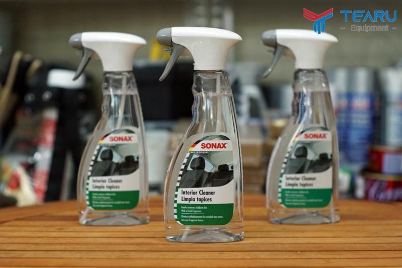 Chai xịt vệ sinh nội thất ô tô Sonax Car Interior Cleaner