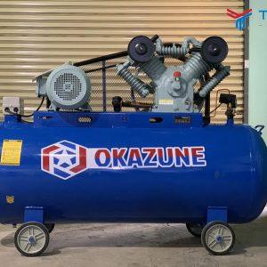 Máy nén khí dây đai Okazune 10HP 500L