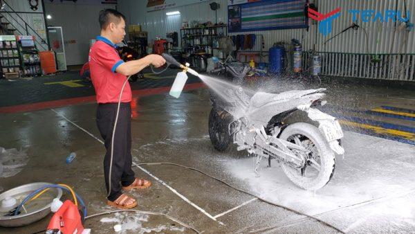 may rua xe mini gia dinh co rua duoc khong cham khong 1