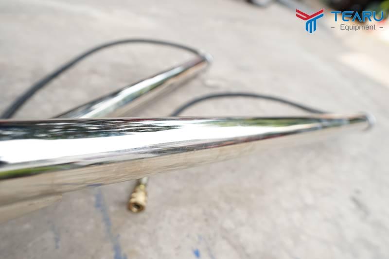 TEARU cung cấp tay quay rửa xe với chất liệu inox 304