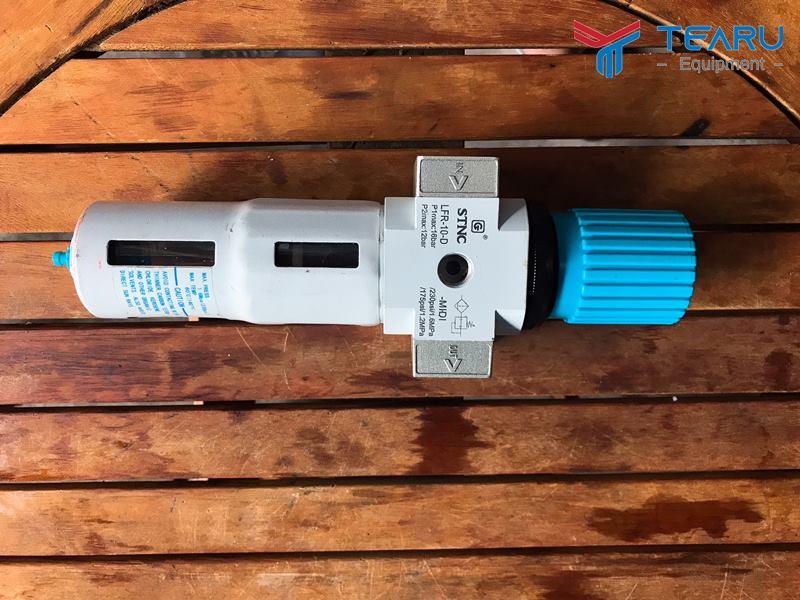 Bộ lọc tách nước khí nén cho cầu nâng 1 trụ