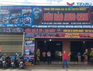 Khai trương Trung tâm Chăm sóc xe ở Xuân Trường - Nam Định
