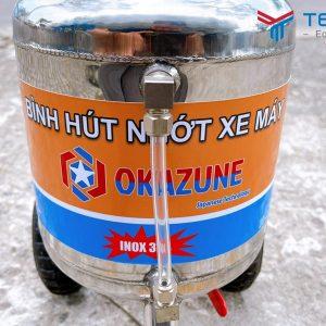 may hut nhot xe may okazune 8 lit 1