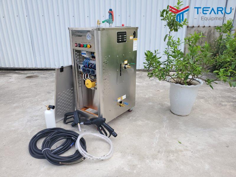 Máy rửa nước nóng Okazune sản xuất theo công nghệ Nhật