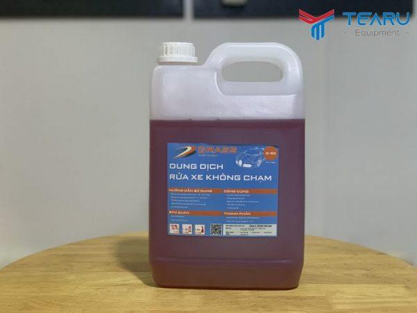 Nước rửa xe không chạm Grass G-90 5 lít