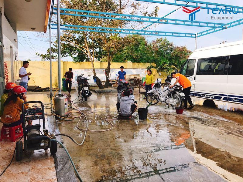 Kinh doanh rửa xe cần có kế hoạch