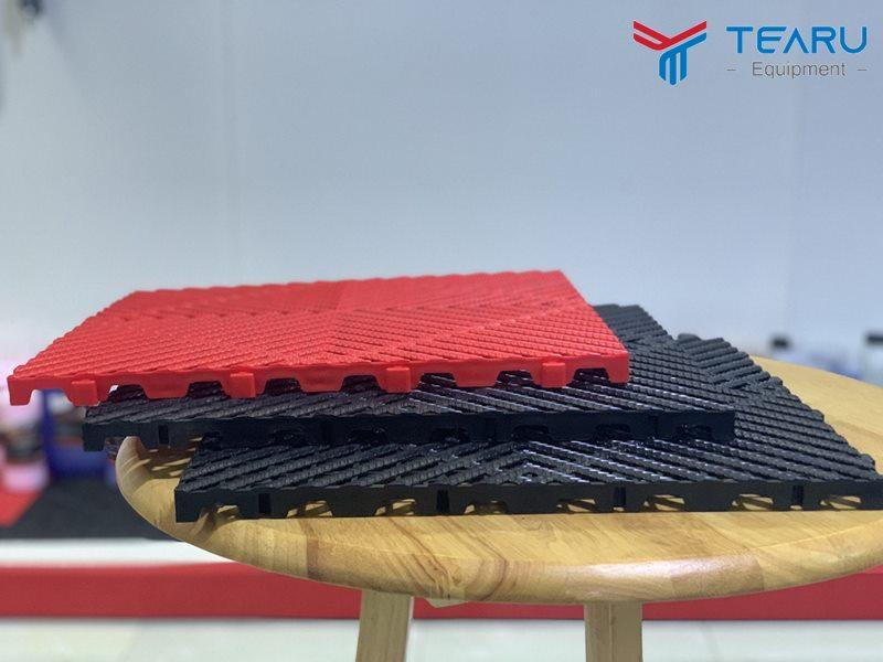 Sản phẩm nhựa lót sàn luôn có sẵn tại TEARU