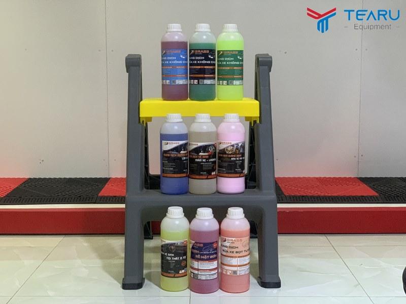 Giá nước rửa kính tùy thuộc vào từng dòng sản phẩm