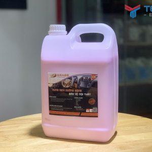 Dung dịch làm bóng bảo dưỡng nhựa và Tablo Grass 5 lít