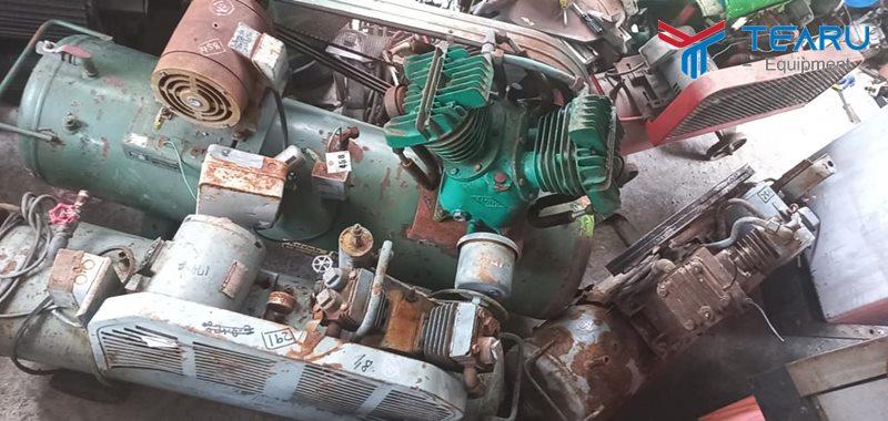 Máy hơi cũ thường hiệu suất làm việc giảm