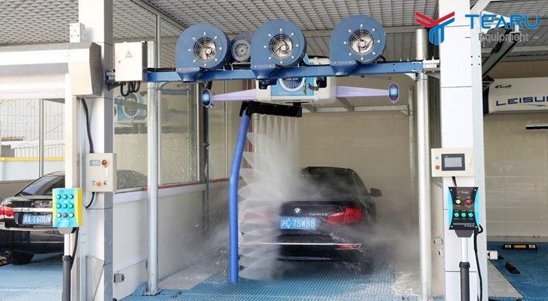 Việc đầu tư vào hệ thống rửa xe tự động cần tính toán
