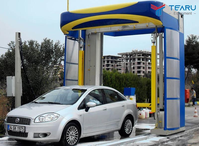 Hiệu quả từ rửa xe tự động cần đánh giá khách quan