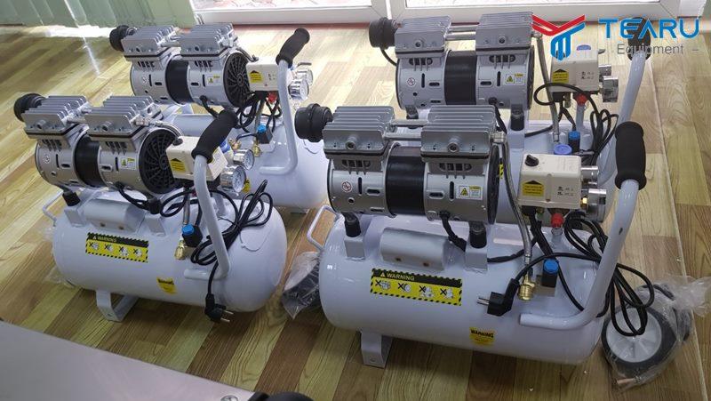 Máy nén khí phổ biến trong rất nhiều những ngành nghề khác nhau