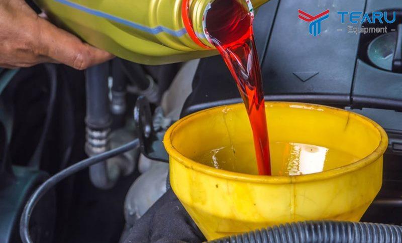 Cách thay dầu máy nén khí chính xác