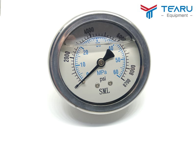 Đồng hồ đo áp suất máy rửa xe
