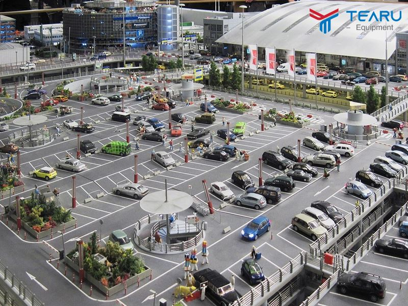 Mở bãi giữ xe là loại hình kinh doanh đáng để đầu tư