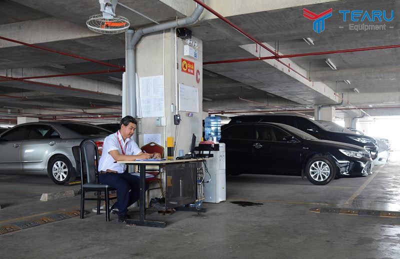 Mở bãi trông giữ xe cơ bản không cần đăng ký kinh doanh
