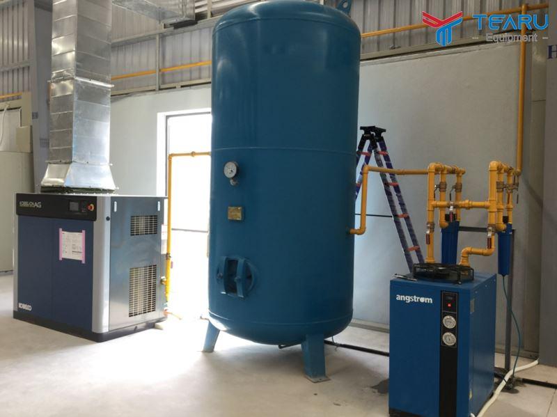 Tổng quan về máy nén khí trục vít