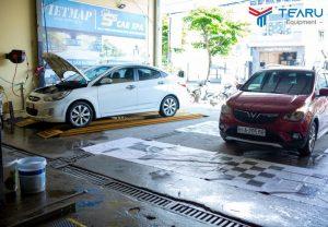 Quy trình rửa xe ô tô chuyên nghiệp tiêu chuẩn