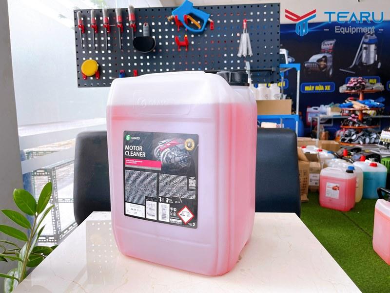 Sản phẩm tẩy rửa khoang máy cực sạch