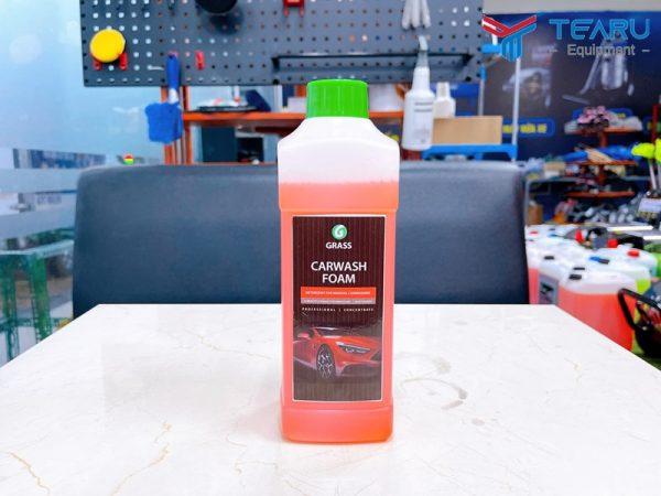 Dung dịch rửa xe bọt tuyết cao cấp Carwash Foam 1 lít