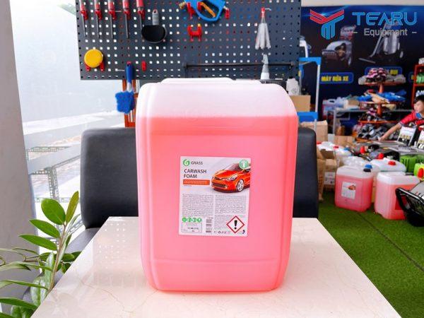 Dung dịch rửa xe bọt tuyết cao cấp Carwash Foam 20 lít