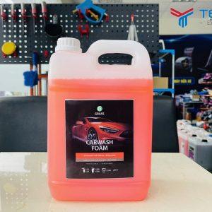 Dung dịch rửa xe bọt tuyết cao cấp Carwash Foam 5 lít