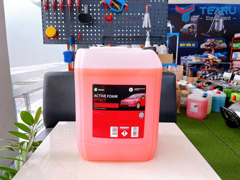 Dung dịch rửa xe không chạm Active Foam Effect 20 lít