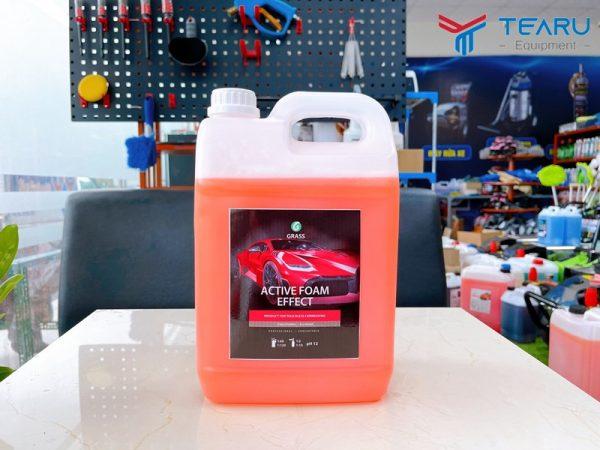 Dung dịch rửa xe không chạm Active Foam Effect 5 lít