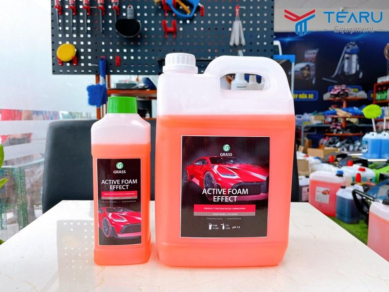 Nước rửa xe không chạm Active Foam Effect 5 lít