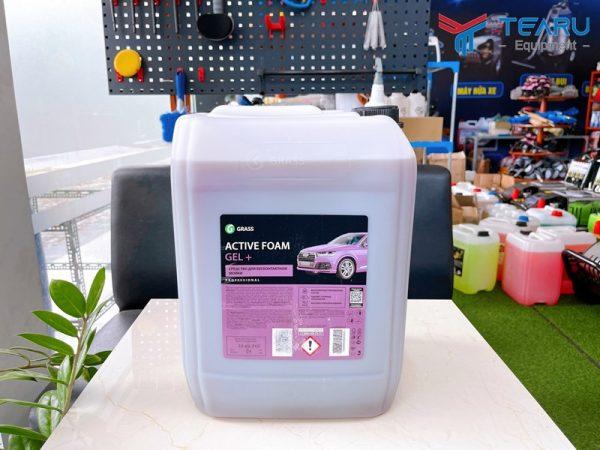Dung dịch rửa xe không chạm Active Foam GEL + 20 lít