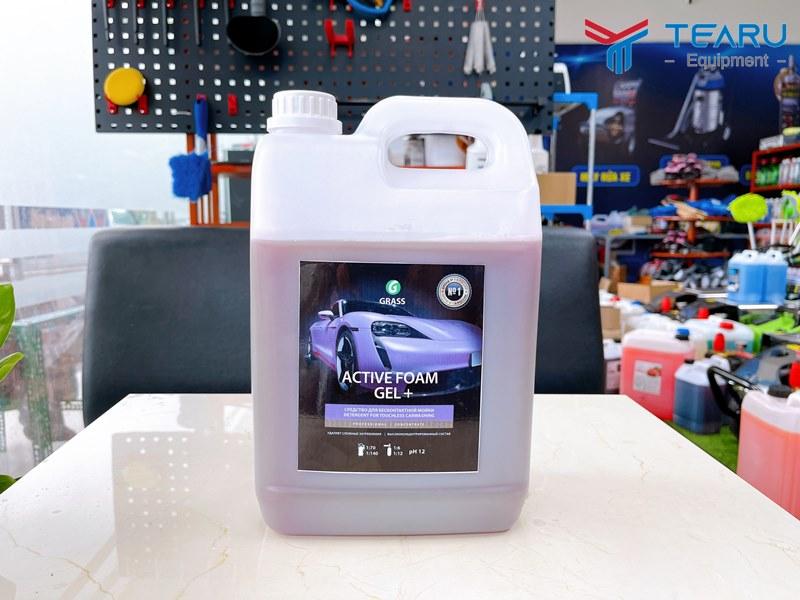 Dung dịch rửa xe không chạm Active Foam GEL + 5 lít