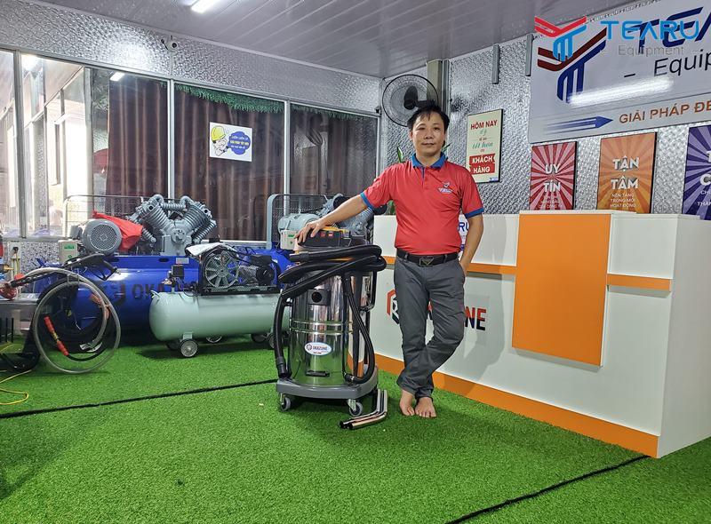Mua máy hút bụi tại Hà Nội giá rẻ tại TEARU