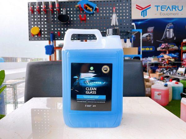 Nước lau vệ sinh kính Clean Glass 5 lít