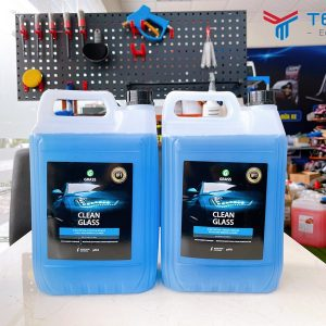 Sản phẩm nước rửa kính Grass độc quyền của TEARU